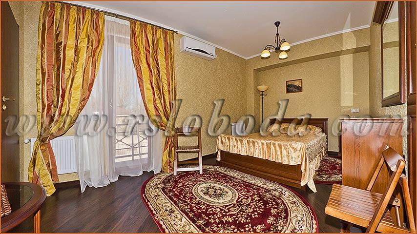 Отель Рыбацкая слобода